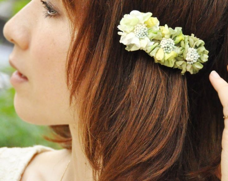 Flower Barrette Accessory http://www.megapui.com/index.php?id_product=116&controller=product&id_lang=1