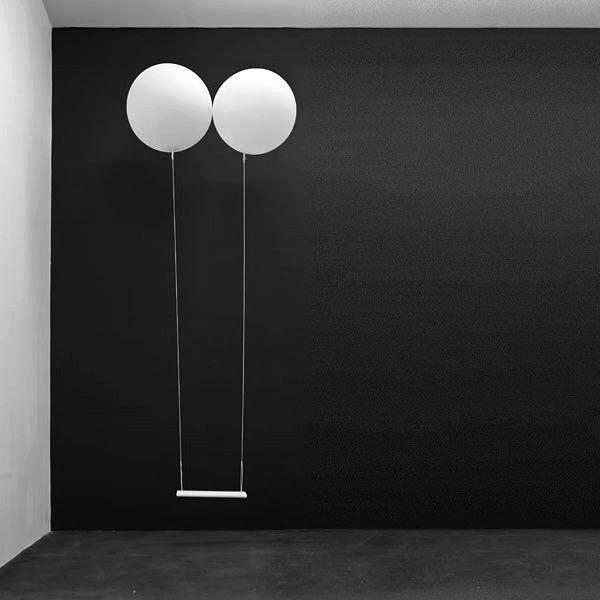 """Balançoire"" by Dorota Buczkowska, 2005 #art #currentmood"