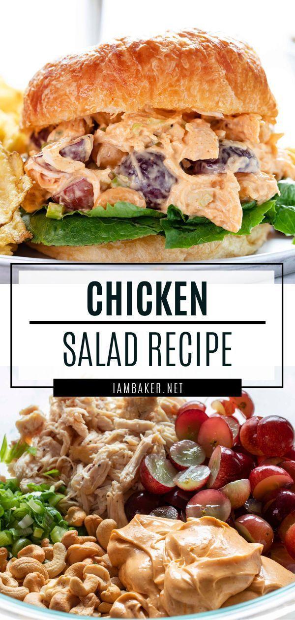 Chicken Salad Healthy Chicken Recipes Easy Healthy Recipes Chicken Salad Recipes