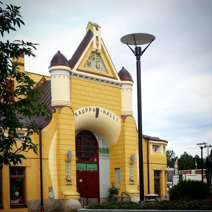 #finland #kuopiokauppahalli #kuopio