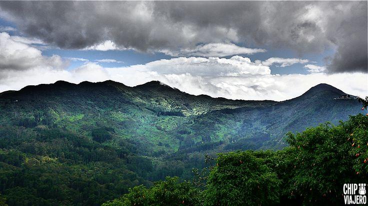 Montañas en Bogotá