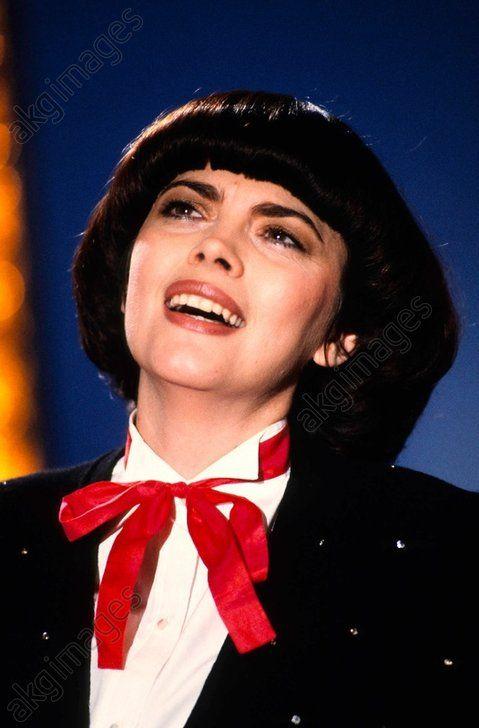 Mireille Mathieu, live 1982 Hardy Schiffler