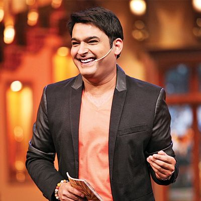 According to a report, standard comedian Kapil Sharma was spotted misbehaving with a Marathi actress in a party .