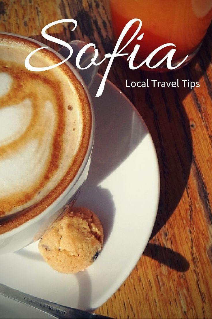 12 Tips to help travelers become more local in Sofia, Bulgaria