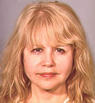 Actress-singer Pia Zadora has been arrested on suspicion of domestic battery and coercion.