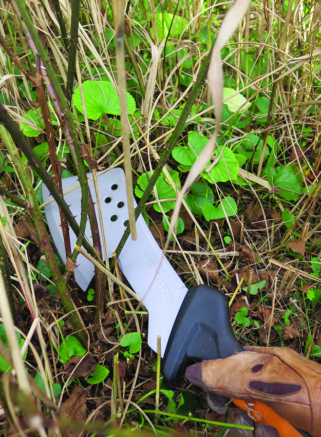 Use a clearing hatchet to chop and clear your garden's toughest spots. With a thinner, blade, this tool helps to slice through roots and woody material along with a sharp hook for pull cuts. Click in for tips on how to use a clearing hatchet safely and effectively.