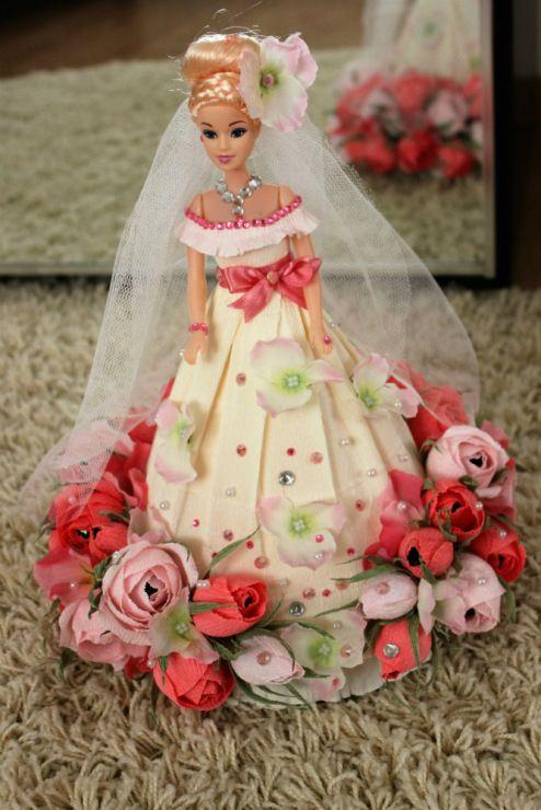 Gallery.ru / Фото #22 - Куклы с конфетами. - marinashramko