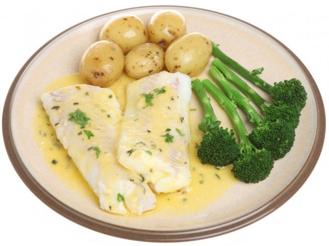 It's not really lobster but you'll think you are eating it with this rich, buttery fish recipe. Monkfish has a meaty flesh that is very similar to lobster which is why it makes it good substitute (at a fraction of the price).  | CDKitchen.com