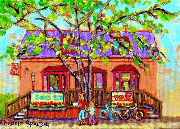 little store Carole Spandau
