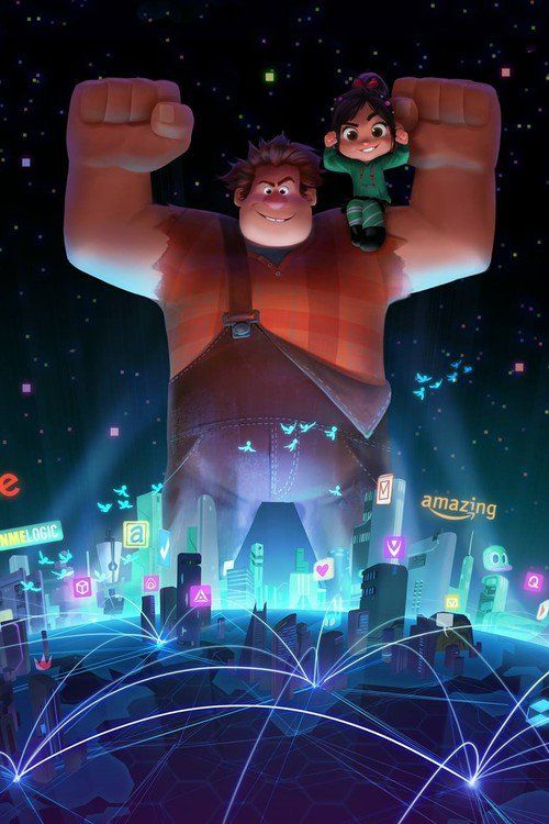Watch->> Ralph Breaks the Internet: Wreck-It Ralph 2 2018 Full - Movie Online