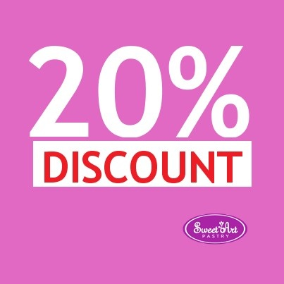 This week special discount for our Fans. Visit our website, share our special offer with friends to a discount voucher on all products, on-line or in store.