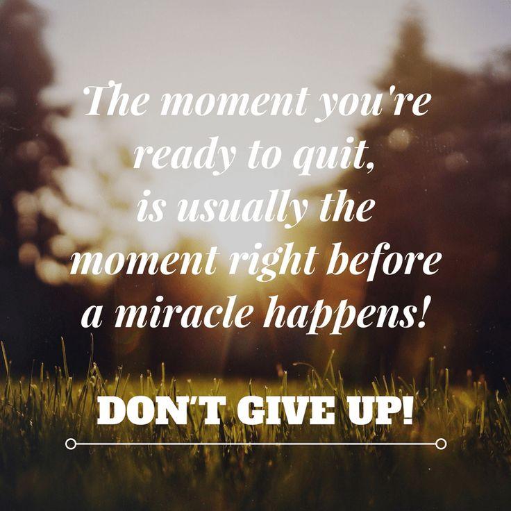 Don't Give Up! #motivation #motivationalquotes #dontgiveup