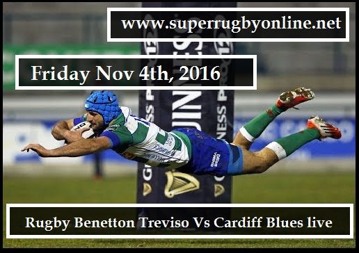 Rugby Benetton Treviso Vs Cardiff Blues Live Streaming Here >>> http://watchonlinerugbystreaming.blogspot.com/2016/11/watch-benetton-treviso-vs-cardiff-blues.html