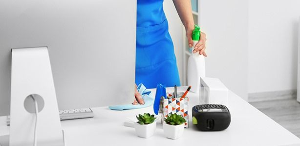 Angela's Best Cleaning Services, your local commercial cleaning