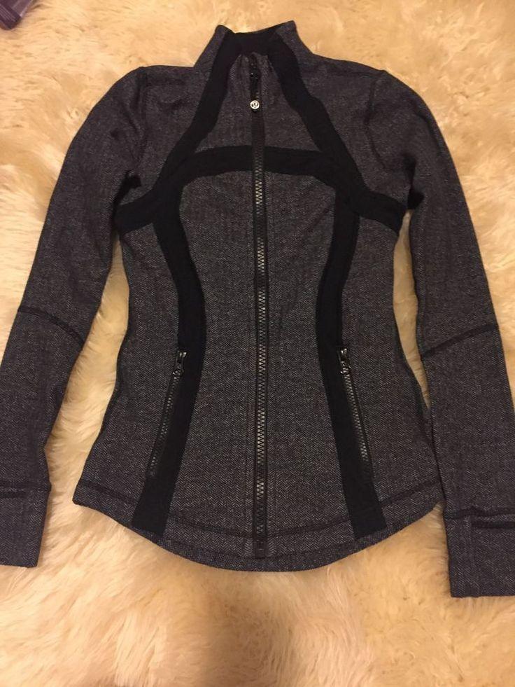 Lululemon Define Jacket Herringbone RARE SZ 4 #Lululemon #CoatsJackets
