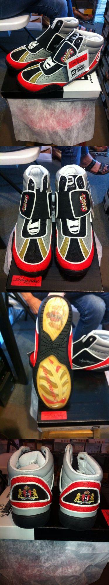 Footwear 79799: New Mens Size 15 Sergei Beloglazov Wrestling Shoes -> BUY IT NOW ONLY: $55 on eBay!
