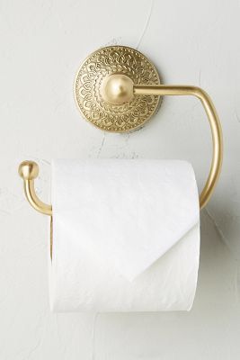 Anthropologie Brass Medallion Toilet Paper Holder https://www.anthropologie.com/shop/brass-medallion-toilet-paper-holder?cm_mmc=userselection-_-product-_-share-_-40603805