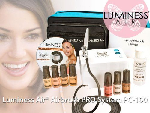 Luminess Air Airbrush Makeup System Review