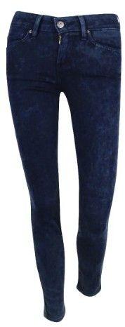 Levi's Juniors' 711 Skinny Mid Rise Jeans (31x32, Dark Cloud)