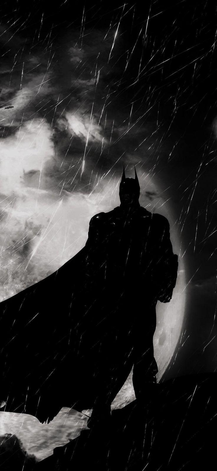 Batman Wallpaper 4k Iphone Mit Bildern Batman 3d Hintergrund