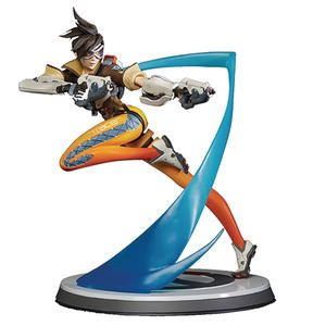 """Overwatch Statues - 12"""" Tracer Statue"""