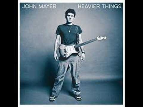 John Mayer- Come back to bed. Mayer, you make me weak in the knees... lol