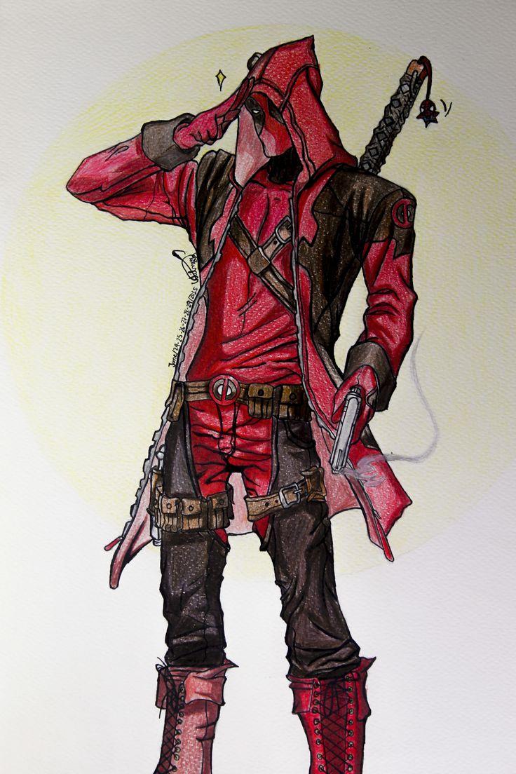 Deadpool  10 Hours - 6 Days