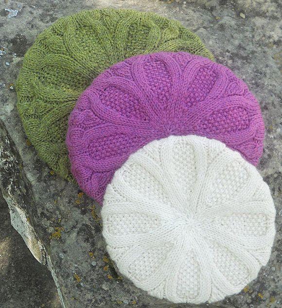 Free Knitting Pattern - Hats: Brambles Hat
