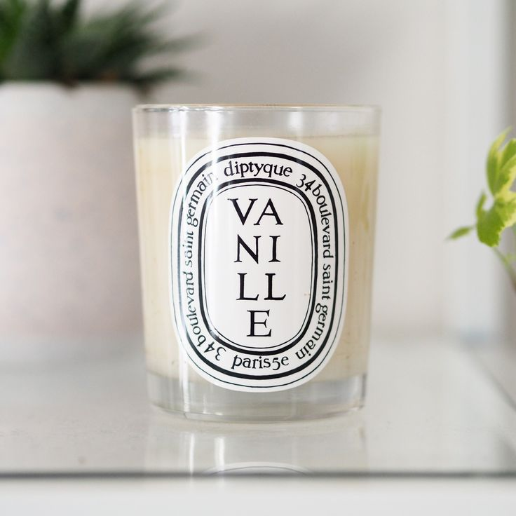 Vanille candle by Diptyque