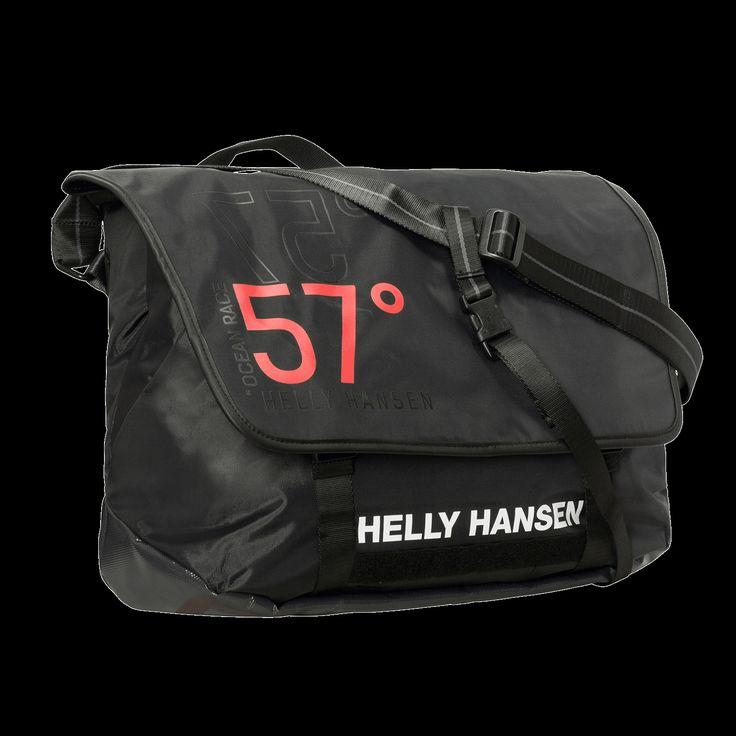 Helly Hansen oldaltáska - Messenger Bag - Ebony