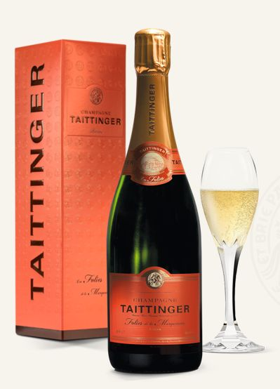 Discover the World of Taittinger Champagne