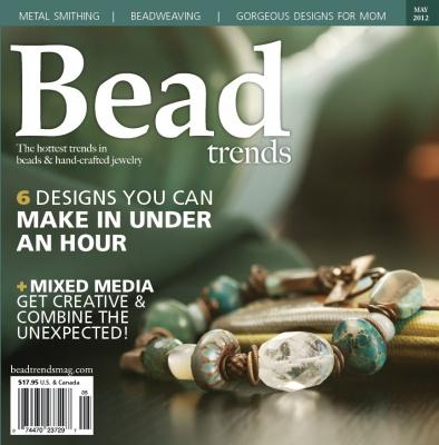 Bead Trends Magazine May 2012 | Northridge Publishing: Cover Projects, Northridge Publishing