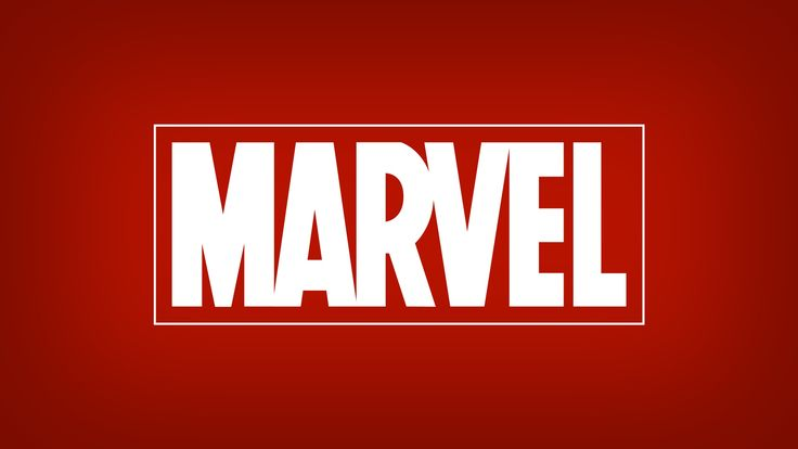 Comics Marvel  Logo Red Wallpaper