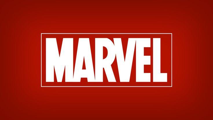 Comics Marvel Logo Red Wallpaper