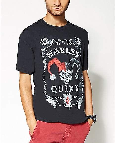 03bddf7a9ecf6 Spirit Board Harley Quinn T shirt