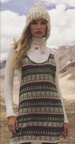 914 best Fair Isle - Stranded Knits images on Pinterest | Colors ...