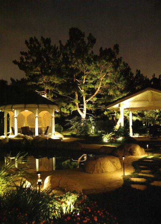 Landscape Lighting Rochester Ny We Provides Best Low Voltage Outdoor Design Installation