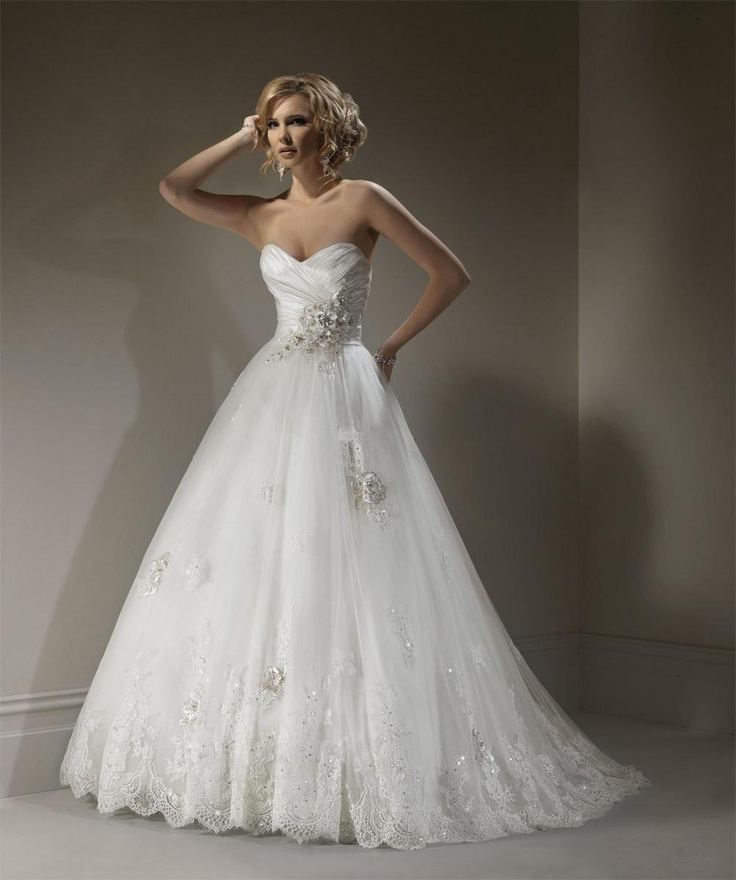 145 best images about Elite Wedding Dress on Pinterest | Sexy ...