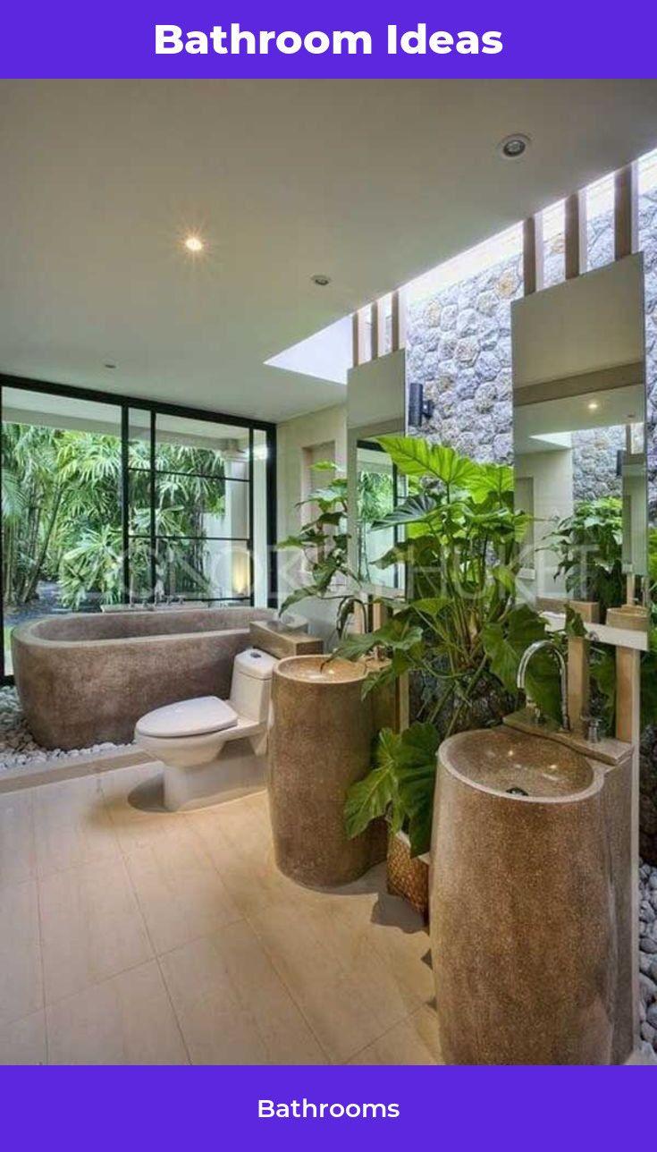 Bathroom Lighting Houses In 2019 Tropical