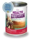 Holistic Dog Can Food Health Extension Savory Beef Stew 13.2 oz