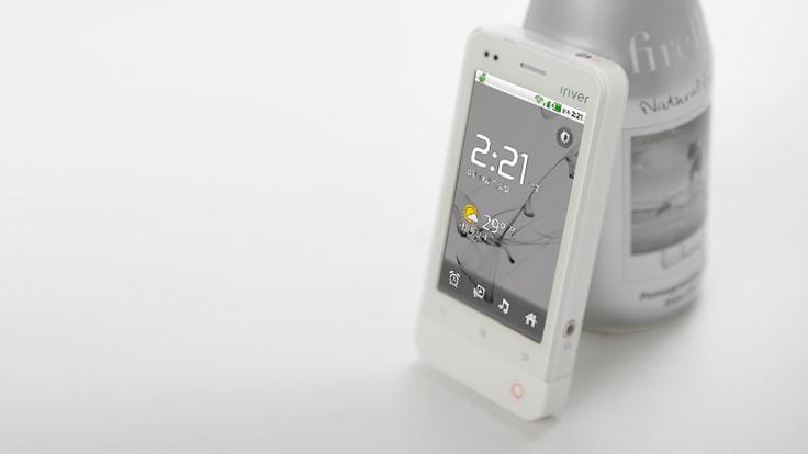 IRIVER Vanilla 스마트폰