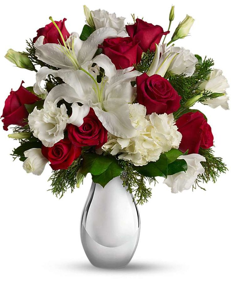 Popular Flowers In Canada: 25 Best Send Christmas Flowers To Canada Images On