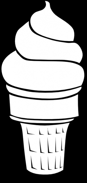 ice cream cone image by Best Free Clip Art