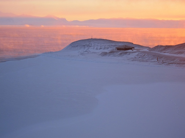Hut Point, McMurdo Station Antarctica, March 2013  - Explore the World with Travel Nerd Nici, one Country at a Time. http://travelnerdnici.com