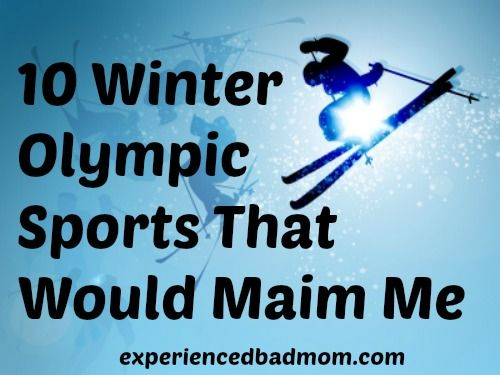 Best Olympic Sports List Ideas On Pinterest Rio Summer - The 10 best winter sports and where to find them