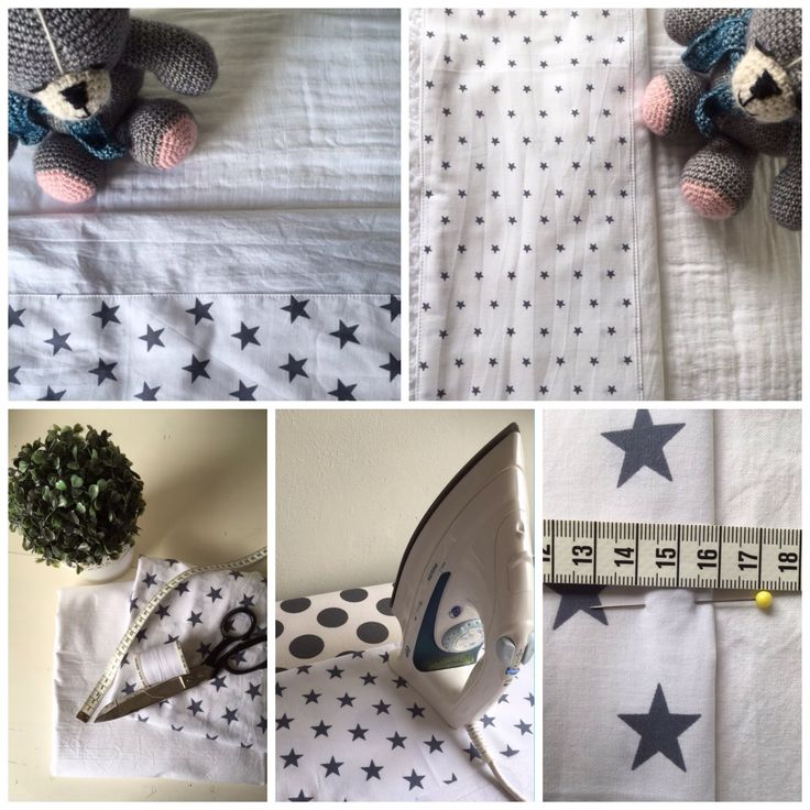 Hoe maak ik een ledikant lakentje. http://madebymblog.blogspot.nl/