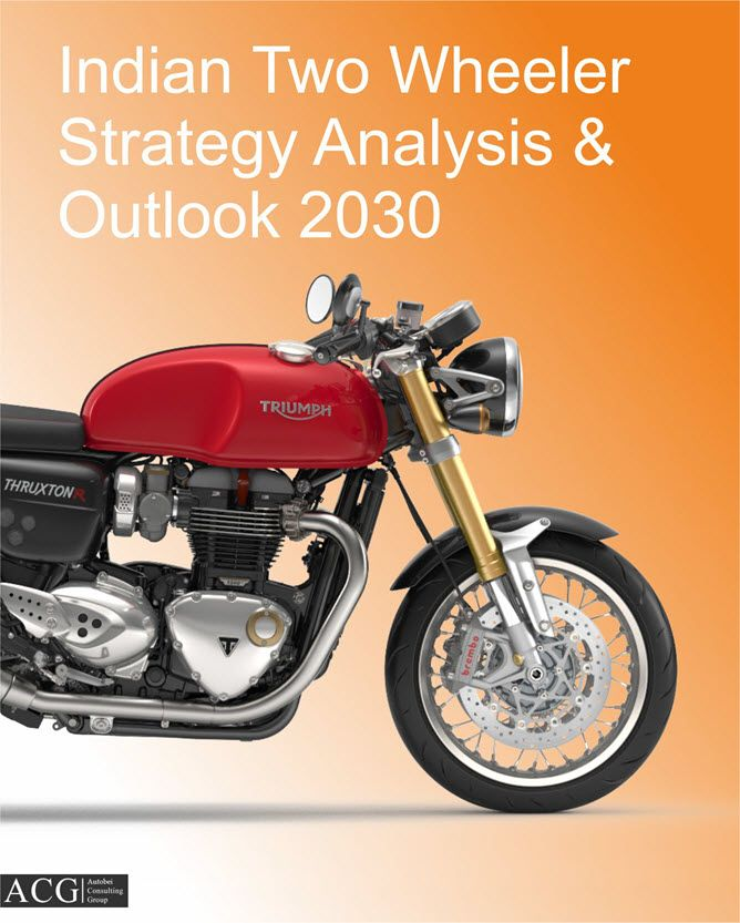ACG Intelligence service released latest report on Indian Two Wheeler Market Analysis with revised forecast of Model level Sales, Production, and Export
