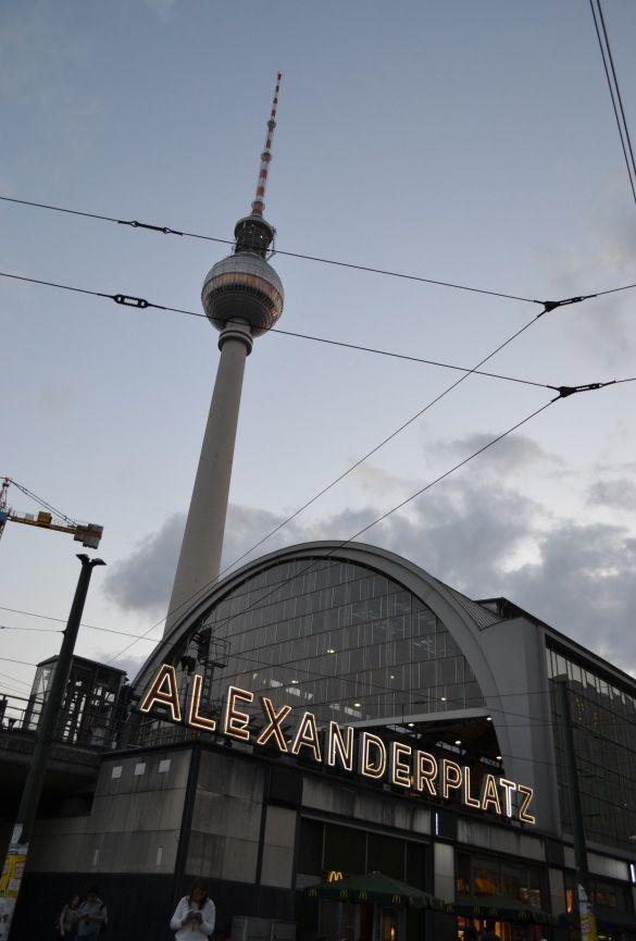 Alexander Platz Berlin Berlin Fotos Berlin Fernsehturm Berlin