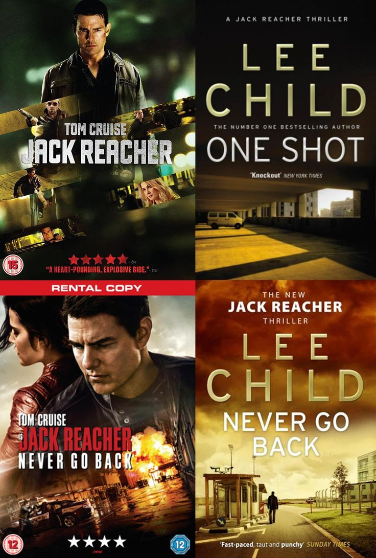Jack Reacher Is The Creation Of Bestselling Writer And Library Favourite  Lee Child,