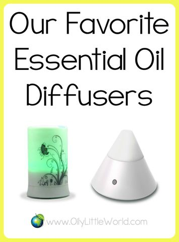 Essential Oil Diffuser Options